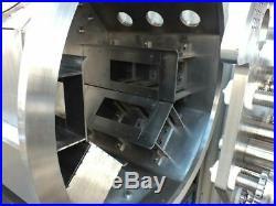 Nanosolar Roll to Roll Vacuum Chamber Thin Film w CTI Cryo-Torr 10 Vacuum Pump