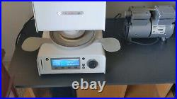 Ney CeramPress QEX with Dentsply MaxVac Vacuum Pump