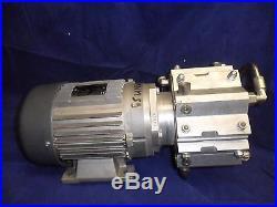 Nice Trumpf Hyco Vacuum Pump ID Nr 352561 Hyco ML-348-D37-SA