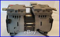 No. 1 Thomas Whisper Vacuum Pump for Porcelain Furnace SM