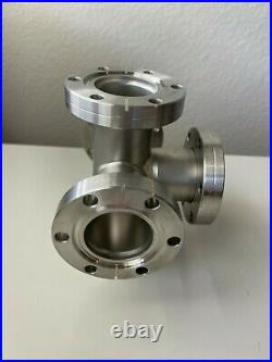 Nor-Cal Products 5-Way Cross 2.75 CF Vacuum Flange 5C-150 304SS
