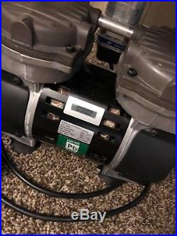 Oil Less WhipMix Vacuum Pump for a Porcelain Furnace
