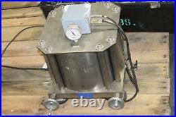 Ordela Ion Chamber Frisch Grid Oak Ridge Detector