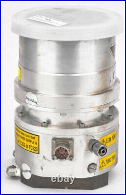Osaka Vacuum TG220FRWB TG220F Water Cooling Compound Molecular Pump For TC223