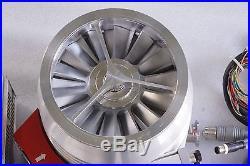 PFEIFFER TURBO VACUUM PUMP Hipace 700 DN 160 ISO-K, 3P, TC 400, PM Z01303 DCU 400