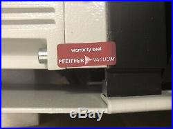 PFEIFFER VACUUM DUO 11m VACUUM PUMP Used