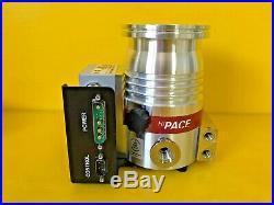 PFEIFFER VACUUM HiPace80 PM P03 940 Turbomolecular Pump With TC 110 PM C01 790 A