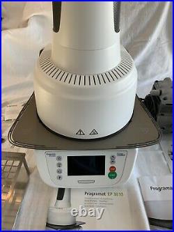 PROGRAMAT EP 3010 IVOCLAR DENTAL CERAMIC FURNACE, 215 Firing hrs, Vacuum Pump +