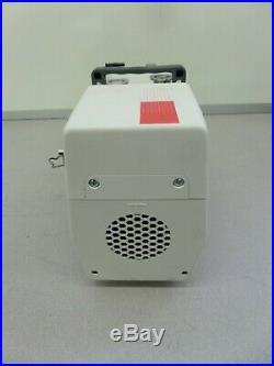 Pfeiffer Alcatel Adixen 2021I Vacuum Pump Red