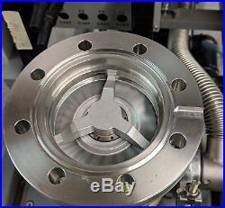 Pfeiffer Balzers TPU 062 UHV turbopump vacuum pumping station controller & pump
