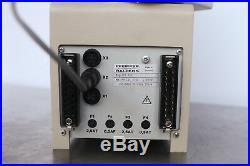 Pfeiffer Balzers TPU 240 Turbomolecular Vacuum Pump + TCP 121 Controller