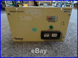 Pfeiffer TCP 270 Turbo Pump Power Supply / Controller