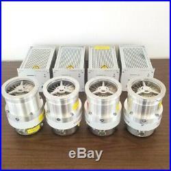 Pfeiffer TMH 260 Turbomolecular Vacuum Pump TESTED Great Condition (Turbo Pump)