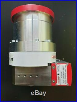Pfeiffer TMH 262 IS Turbo Molecular Vacuum Pump with TC100 Controller