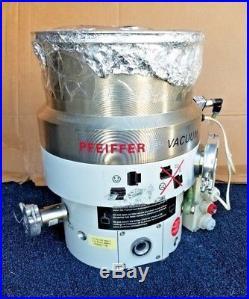 Pfeiffer Tmh 1001 P Turbomolecular Drag Vacuum Pump Dn200 With Tc600 Drive Unit