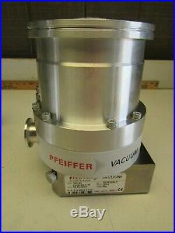 Pfeiffer Tmh-261 Dn100 Iso-k 3p Turbo Molecular Pump Xlnt Used Takeout! M/o