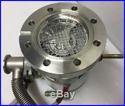 Pfeiffer Tmu 064 Turbomolecular Vacuum Pump With Tcs309 & Pm021 633-x