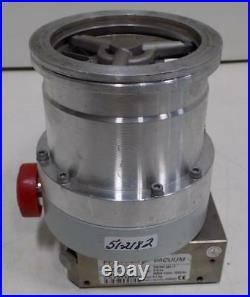 Pfeiffer Turbo Molecular Vacuum Drag Pump Tmh 261dn 100 Iso-k, 3p