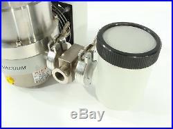 Pfeiffer Turbo / Turbomolecular Vacuum Pump TMU-260 DN-100-CF-F 2P, Cable, FL20K