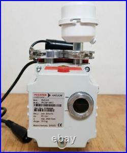 Pfeiffer Vaccum Pump Duo2.5