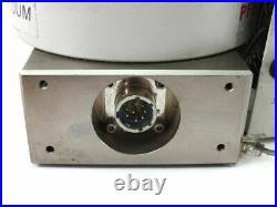 Pfeiffer Vacuum Turbo Pump with TPS 200 Power Supply AS IS no EDU THM 261