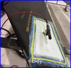 Pneumatic Vacuum Pump Aerospace Composite Structures Aircraft Tool Carbon Fiber
