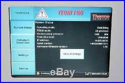 Portable Thermo Scientific Teom 1405 Ambient Particulate Monitor No Vacuum Pump