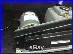 Precision Scientific Vacuum Pump D75