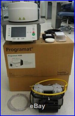 Programat P500 Ivoclar Dental Ceramic Furnace With Vacuum Pump