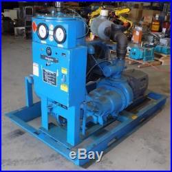 Quincy 40hp Vacuum Compressor Unit Qsvi40ann3 35752