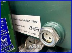 RAMVAC Bulldog QT 2 Dental Dry Vacuum Pump System With 15 Gal Otter Tank MFR 2009