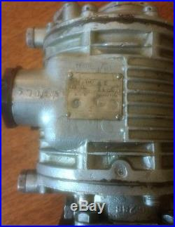Rare air ministry ww2 raf vacuum pump aviation rolls Royce Merlin plane engine