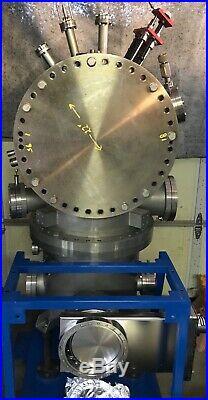 Riber Vacuum Chamber MBE