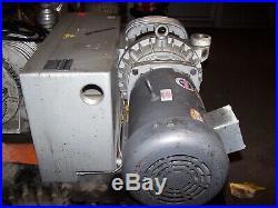 Rietschle 10 HP Vacuum Pump Type Vceh/ah 250 208-230/460 Vac