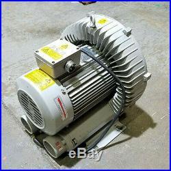 Ring Blower (Vacuum Pump)