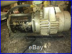 Ritchie 93560 Yellow Jacket SuperEvac 2 Stage Vacuum Pump