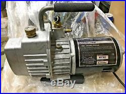 Ritchie Yellow Jacket 93560 6-CFM SuperEvac 2-Stage Vacuum Pump