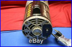Ritchie Yellow Jacket Bullet Model 93600 7 CFM 2 Stage Vacuum Pump