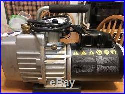 Ritchie Yellow Jacket SuperEvac 2-Stage Vacuum Pump 93560