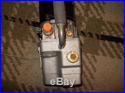 Ritchie Yellow Jacket SuperEvac 2-Stage Vacuum Pump PN 93560. 6 cfm