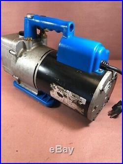 RobinAir 6 CFM 2-Stage Vacuum Pump Model 15600