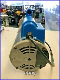 Robinair 15400 High Performance CoolTech Vacuum Pump, 4 CFM, 1/3 HP, 115V/60 Hz
