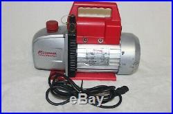 Robinair 15500 VacuMaster High Performance Vacuum Pump 5 CFM 2-Stage