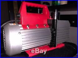 Robinair 15800 Vacuum Pump 8 CFM 2 Stage 120v HVAC
