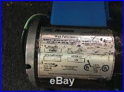 Robinair Spx Cooltech 15600, 6 Cfm Vacuum Pump Ac Hvac Tool Made USA
