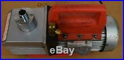 Robinaire Model 15800 1 Phase 120V 7.1A 1 Hp Vacuum Pump 8CFM