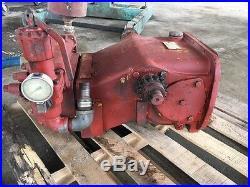 Royal Bean 3 Piston Pump