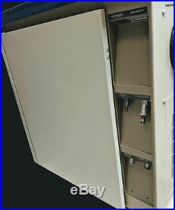 S143800 Perkin Elmer Sciex Elan 6000 ICP/MS Mass Spectrometer with vacuum pumps
