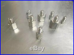 SI Pressure instruments TP1-40 Pneumatic HAND HELD Vacuum Calibrator Pump M