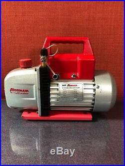 SPX Robinair 15500 VacuMaster High Performance Vacuum Pump 5 CFM 2-Stage #2539